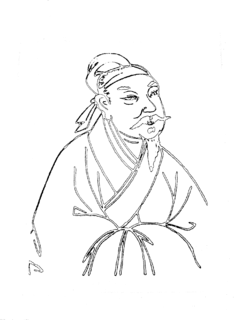 Huang Tingjian Chinese artist during the Song Dynasty (1045-1105)