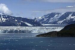 Hubbard Glacier, Disenchantment bay and Mount Vancouver.jpg