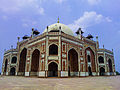 Humayun's Tomb from an angle (02).jpg