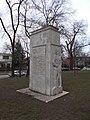 Hungarian Hajdú Monument. -1686's Memorial Park. Lovas út, Budapest.JPG