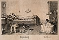 Hydrotherapy; eight vignettes of different cures at Wellcome V0016689.jpg