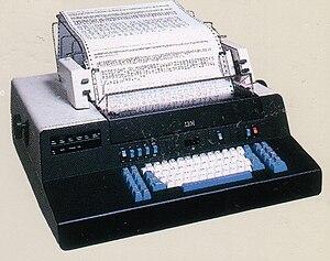 IBM 3767 - IBM 3767 Communication Terminal
