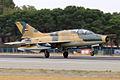 IRIAF MiG-21 landing.jpg
