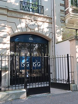 ISG, 147 avenue Victor-Hugo, Paris 16e 3.jpg