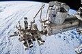 ISS-55 EVA-1 Kibo laboratory module.jpg