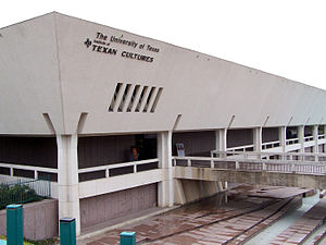 Institute of Texan Cultures - Image: ITC 2005