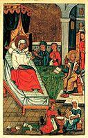 Szűz Mária születése (17. századi ikon)