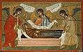 Icon with the Koimesis. Corfu, 17th century, British Museum..jpg