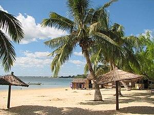 Toliara - Ifaty beach near Toliara