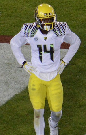 Ifo Ekpre-Olomu - Ekpre-Olomu with the Oregon Ducks