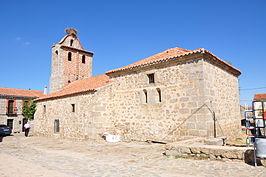 Iglesia de Cillán.