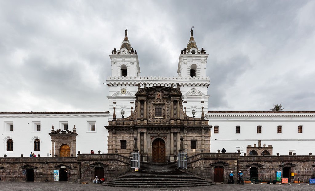 Church and Plaza de San Francisco