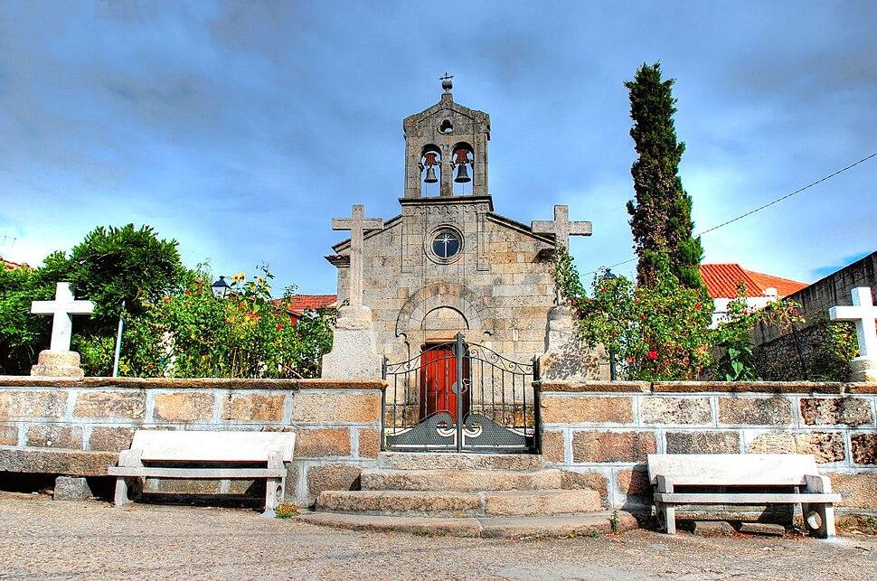 Iglesia de Santa María de Videferre