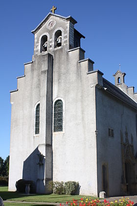 Igon -64-Eglise Saint-Vincent photo n° 193.JPG