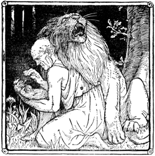 Androcles Fable