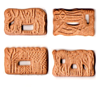 Speculaas - Speculaas: ship, farmhouse, elephant, horse