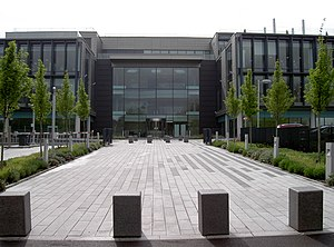 Imperial Brands - Imperial Brands head office in Bristol