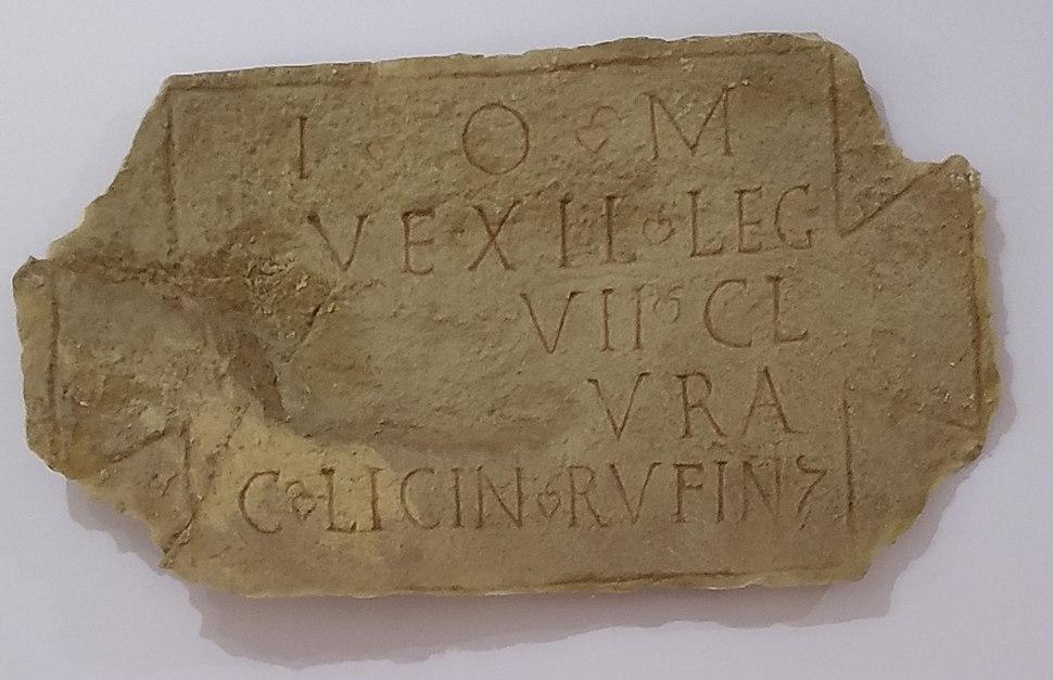 Imprint from Viminacium