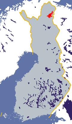 Lake Inari Wikipedia