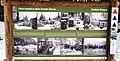 Infotafel Vordere Saisera während des I. Weltkrieges im Kanaltal, Gemeinde Malborghetto-Valbruna, Provinz Udine, Europäische Union.jpg