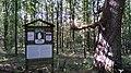Infotafel im Dämmerwald (Waldgebiet) in Schermbeck, Nordrhein-Westfalen.jpg