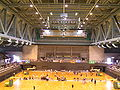 Inside in Okayama City synthesis and culture Arena.JPG