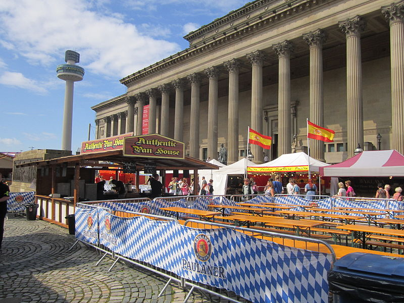 File:International Food & Drink Festival, St George's Plateau, Liverpool, 2012 (11).JPG