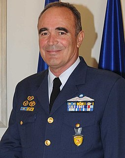 Hellenic Air Force air marshal
