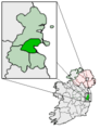 Ireland map County Dublin City Magnified.png