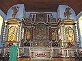 Irissarry (Pyr-Atl, Fr) Église Saint-Jean-Baptiste intérieur, choeur.JPG