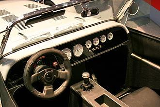 Irmscher - Image: Irmscher 7 Cockpit