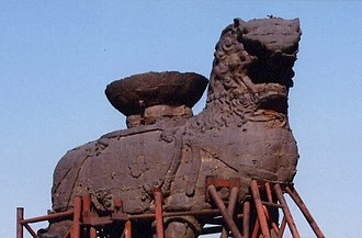 Hebei - 1500-year-old Iron Lion of Cangzhou
