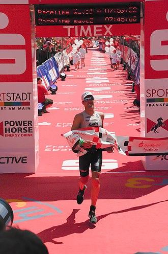 Eneko Llanos - Image: Ironman 2013 by Moritz Kosinsky 8705