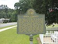 Irwin County Historical Marker.JPG