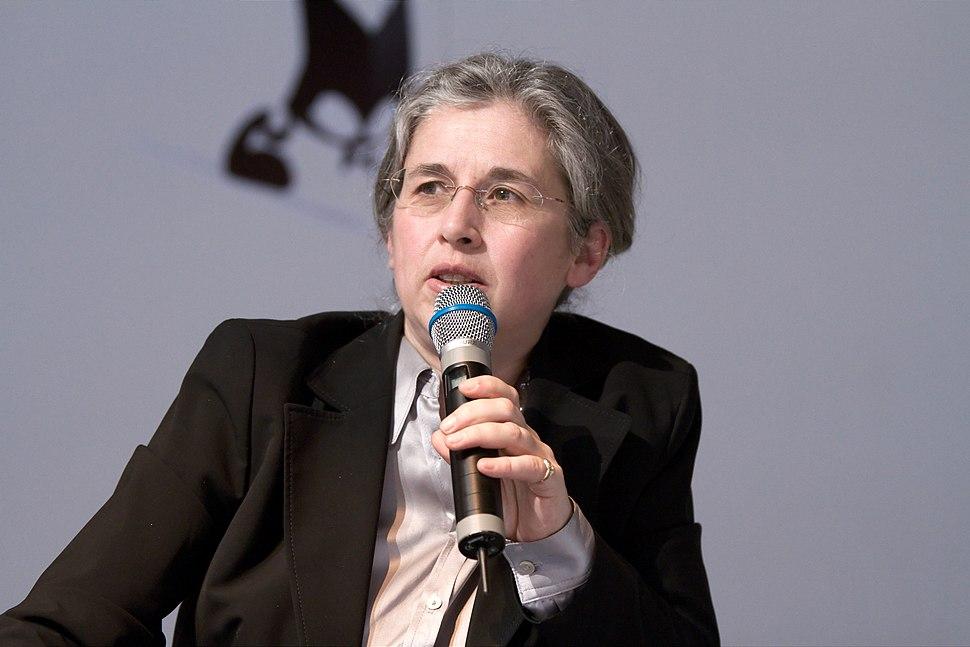 Isabelle Le Masne de Chermont 20100329 Salon du livre de Paris 2