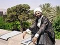 Islamic Scholar- Madraseh-e-Khan- Shiraz - panoramio.jpg