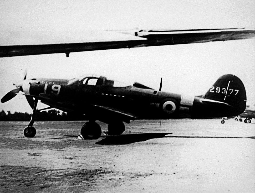 Italian P-39N 1944