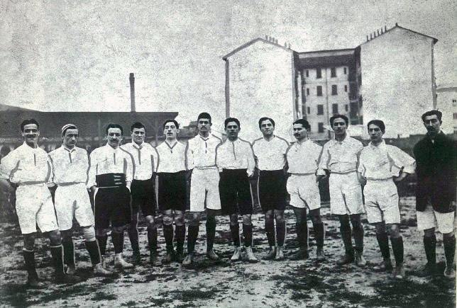 Italy national football team1910