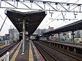 JR阪和線 和泉府中駅 Izumi-Fuchū station 2012.12.14 - panoramio (2).jpg