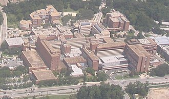 University of Florida College of Medicine - The College is part of the Health Science Center