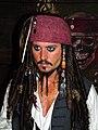 Jack Sparrow (Madame Tussauds).JPG