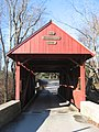 Jackson's Mill Covered Bridge, eastern portal.jpg