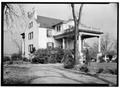 Jacob Morgan House, Shepherdstown, Jefferson County, WV HABS WVA,19-SHEP.V,2-1.tif