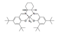 Jacobsen's (R,R) (salen)-Cr kinetic resolution catalyst (azide).png