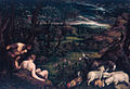 Jacopo Bassano - Paradiso terrestre ca 1573.jpg