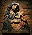 Jacopo della quercia e bottega, madonna col bambino (salini), post 1419.jpg