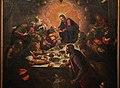 Jacopo tintoretto, ultima cena, 1592-94, 03.JPG