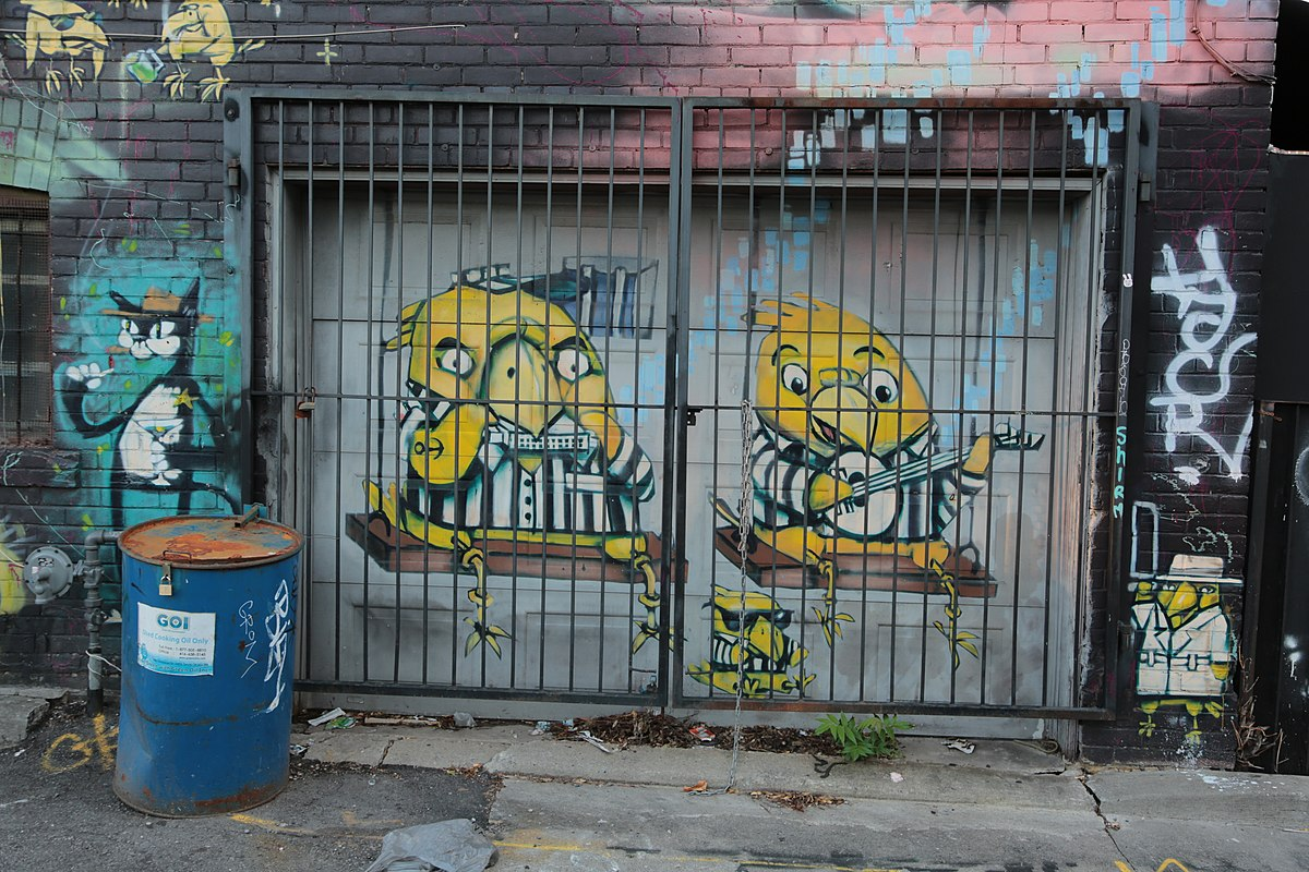 Graffiti in Toronto - Wikipedia