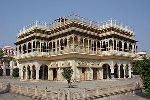 City Palace, Jaipur - Mubarak Mahal