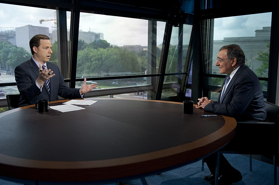Jake Tapper and Leon E. Panetta interview-2 (May 25, 2012)
